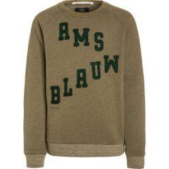 Scotch Shrunk AMS BLAUW Bluza yerba green. Zielone bluzy chłopięce Scotch Shrunk, z bawełny. W wyprzedaży za 142,35 zł.