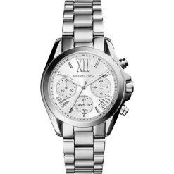 Zegarek MICHAEL KORS - Mini Bradshaw MK6174 Silver/Steel/Silver/Steel. Szare zegarki damskie Michael Kors. Za 1290,00 zł.