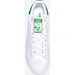 Adidas Originals - Buty Stan Smith. Szare halówki męskie adidas Originals, z gumy. Za 349,90 zł.
