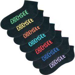 Skarpetki damskie: Skarpetki stopki Chiemsee (7 par) bonprix czarny