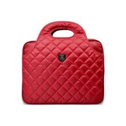 Firenze TL 15,6 cala Torba PORT DESIGNS. Brązowe torby na laptopa Port Designs, w paski, pikowane. Za 199,00 zł.
