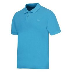 Koszulki polo: BERG OUTDOOR Koszulka GOONENGERRY SS POLO niebieska r. M (P-10-EL4310100SS14-206-M)