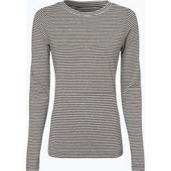 Marie Lund - Damska koszulka z długim rękawem, beżowy. Brązowe t-shirty damskie Marie Lund, l. Za 89,95 zł.