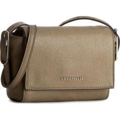 Torebka COCCINELLE - YV3 Minibag C5 YV3 15 C2 07 Taupe 175. Brązowe listonoszki damskie marki Coccinelle. W wyprzedaży za 419,00 zł.