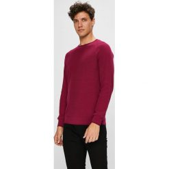 Medicine - Sweter Arty Dandy. Brązowe swetry klasyczne męskie marki MEDICINE, l, z bawełny, z okrągłym kołnierzem. W wyprzedaży za 59,90 zł.