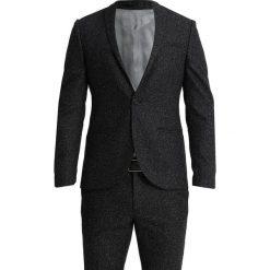 Viggo DORTMUND SUIT Garnitur black. Czarne garnitury Viggo, z materiału. Za 799,00 zł.
