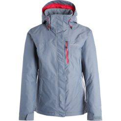 Columbia ALPINE ACTION Kurtka narciarska grey ash. Szare kurtki damskie narciarskie Columbia, xl, z materiału. W wyprzedaży za 639,20 zł.