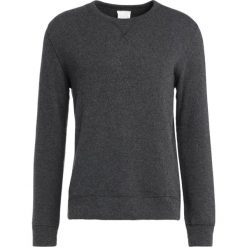 120% Cashmere Sweter carbon. Szare swetry klasyczne męskie 120% Cashmere, l, z kaszmiru. W wyprzedaży za 593,40 zł.