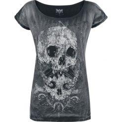 Black Premium by EMP Enough Koszulka damska czarny/srebrny. Czarne bluzki nietoperze marki Black Premium by EMP, xl, z poliesteru. Za 99,90 zł.