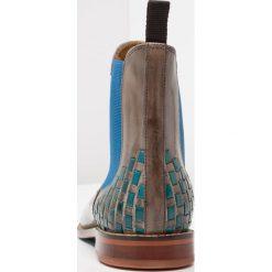Botki damskie lity: Melvin & Hamilton MOLLY Botki oxygen/ice blue