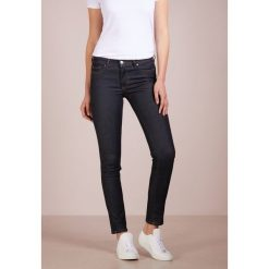 BOSS CASUAL Jeans Skinny Fit dark blue. Niebieskie jeansy damskie relaxed fit marki BOSS Casual, m. Za 499,00 zł.