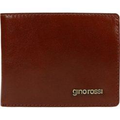 Portfel męski PIEMONTE. Czarne portfele męskie marki Gino Rossi, ze skóry. Za 269,90 zł.