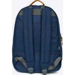 Pepe Jeans - Plecak. Niebieskie plecaki męskie Pepe Jeans, z jeansu. W wyprzedaży za 149,90 zł.