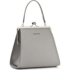 Torebka BELLUCCI - R-110 Popiel Lico. Czarne torebki klasyczne damskie marki Bellucci. W wyprzedaży za 209,00 zł.