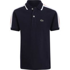 T-shirty chłopięce: Lacoste Koszulka polo navy blue/white/watermelon