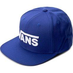 Czapka z daszkiem VANS - Drop V II Snapb VN0A36ORRYB Royal Blue. Niebieskie czapki z daszkiem męskie marki Vans, z materiału. Za 99,00 zł.