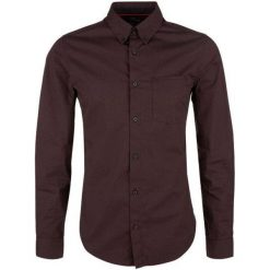 S.Oliver Koszula Męska Xxl Burgund. Szare koszule męskie slim marki S.Oliver, l, z bawełny, z włoskim kołnierzykiem, z długim rękawem. Za 139,00 zł.