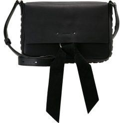 Torebki klasyczne damskie: AllSaints CASSIE FLAP Torba na ramię black