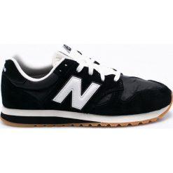 New Balance - Buty U520CB. Czarne halówki męskie marki New Balance. W wyprzedaży za 269,90 zł.