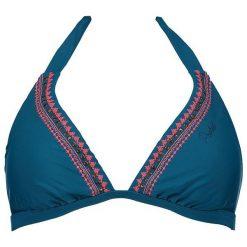 """Biustonosz bikini """"Tyras"""" w kolorze morskim. Szare bikini marki Esprit. W wyprzedaży za 98,95 zł."""
