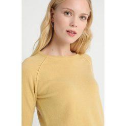 Rosemunde LAICA Sweter cocoon. Żółte swetry klasyczne damskie Rosemunde, z kaszmiru. Za 629,00 zł.