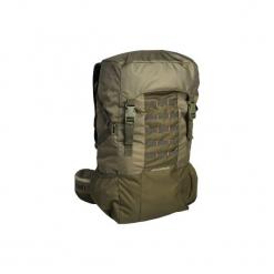 Plecak 50 l X-ACCESS. Brązowe plecaki męskie SOLOGNAC, z materiału. Za 169,99 zł.