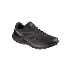 Buty trekkingowe męskie: Salomon Buty męskie Sense Escape Black/Black/Magnet r. 45 1/3 (404871)