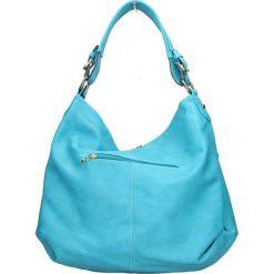 TOREBKA F09-2241. Czerwone torebki klasyczne damskie marki Melissa, z kauczuku. Za 79,99 zł.