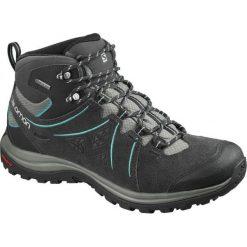 Salomon Buty Trekkingowe Damskie Za Kostkę Ellipse 2 Mid Ltr Gtx W Phantom/Castor Gray/Aruba Blue 40.0. Czarne buty trekkingowe damskie marki ROCKRIDER. Za 535,00 zł.