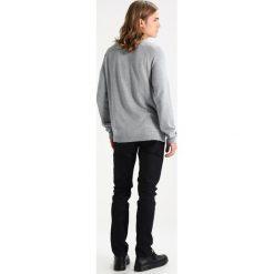 Spodnie męskie: Lee LUKE ZIP POCKET Jeansy Slim Fit black gloss