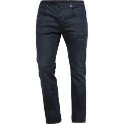 GStar 3301 STRAIGHT Jeansy Straight Leg doter grey stretch denim. Szare jeansy męskie marki G-Star. Za 559,00 zł.