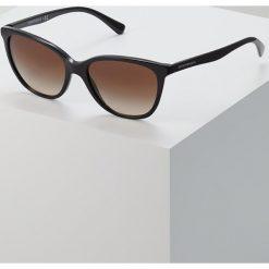 Emporio Armani Okulary przeciwsłoneczne brown gradient. Brązowe okulary przeciwsłoneczne damskie Emporio Armani. Za 569,00 zł.
