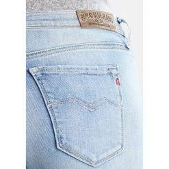 Rurki damskie: Replay JOI ANKLE  Jeans Skinny Fit blue denim