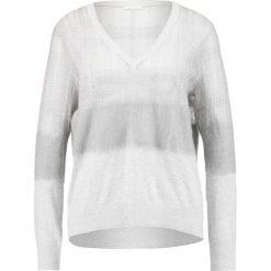 Swetry klasyczne damskie: IKKS Sweter souris chine