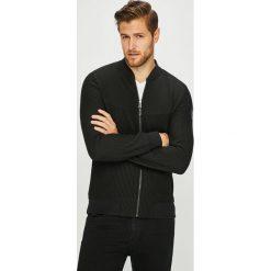Medicine - Bluza Scottish Modernity. Czarne bluzy męskie rozpinane marki MEDICINE, l, z dzianiny, bez kaptura. Za 149,90 zł.