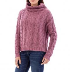 Timeout Sweter Damski Xl, Różowy. Czerwone golfy damskie Timeout, xl, z materiału. Za 205,00 zł.