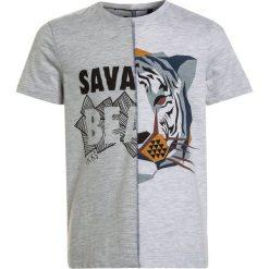 T-shirty chłopięce z nadrukiem: IKKS TEE  Tshirt z nadrukiem grey