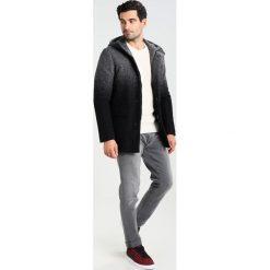 Swetry męskie: Kronstadt OLDIE Sweter off white/dark brown