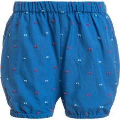 Frugi BABY WATERFALL OUTFIT SET  Szorty sail blue. Niebieskie spodenki chłopięce Frugi, z bawełny. Za 189,00 zł.