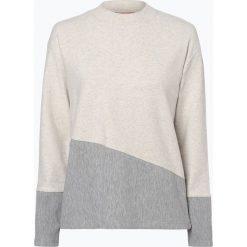 Bluzy damskie: s.Oliver Casual - Damska bluza nierozpinana, beżowy