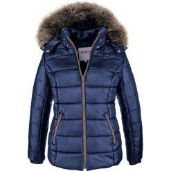 Kurtka zimowa bonprix ciemnoniebieski. Brązowe kurtki damskie zimowe marki QUECHUA, m, z materiału. Za 149,99 zł.