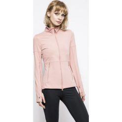 Adidas by Stella McCartney - Bluza CF4170. Szare bluzy rozpinane damskie adidas by Stella McCartney, l, z dzianiny, bez kaptura. W wyprzedaży za 379,90 zł.