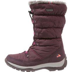 Viking JADE GTX Śniegowce aubergine/coral. Fioletowe buty zimowe damskie marki Viking, z kauczuku. W wyprzedaży za 359,10 zł.