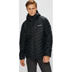Columbia - Kurtka Horizon Explorer Hooded. Czarne kurtki męskie przejściowe Columbia, l, z poliesteru, z kapturem. Za 749,90 zł.