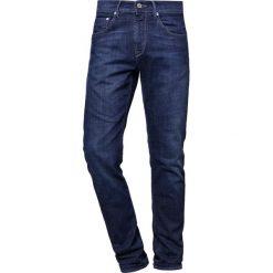 Jeansy męskie regular: Baldessarini JACK Jeansy Straight Leg dark blue