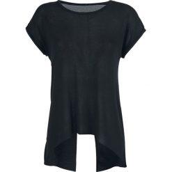 Forplay Back Slit T-Shirt Koszulka damska czarny. Czarne t-shirty damskie Forplay, s. Za 62,90 zł.