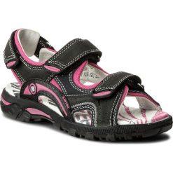 Sandały dziewczęce: Sandały BARTEK – 19108/J90  Ocean Różowy