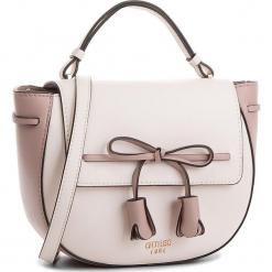 Torebka GUESS - HWVG69 64180 SHELL MULTI. Brązowe torebki klasyczne damskie marki Guess, z aplikacjami, ze skóry ekologicznej, duże. W wyprzedaży za 439,00 zł.