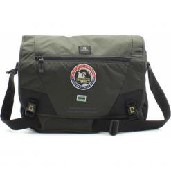 National Geographic Explorer N01106.11 khaki. Brązowe torby na laptopa marki National Geographic, w paski. Za 209,00 zł.