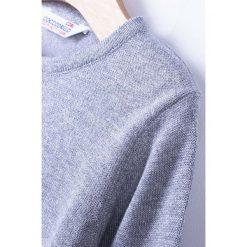 Coccodrillo - Sweter dziecięcy 92-122 cm. Białe swetry dziewczęce marki COCCODRILLO, m, z bawełny, z okrągłym kołnierzem. Za 69,90 zł.